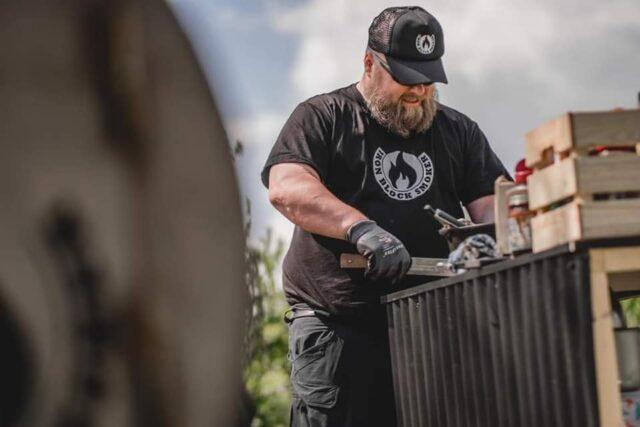 Iron Workers Bbq PART 2: Tóth Róbert interjú