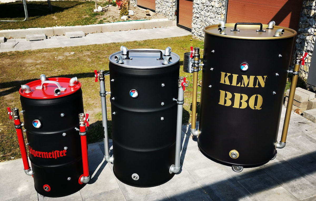rockhill drum smoker bbqtérkép